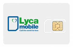Lycamobile Plan S $30