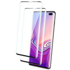Side Glue Tempered Glass for Samsung Galaxy S10 Plus